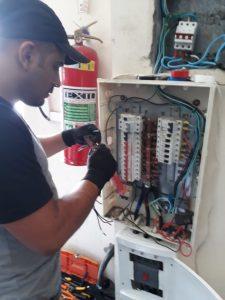 reforma eletrica residencial